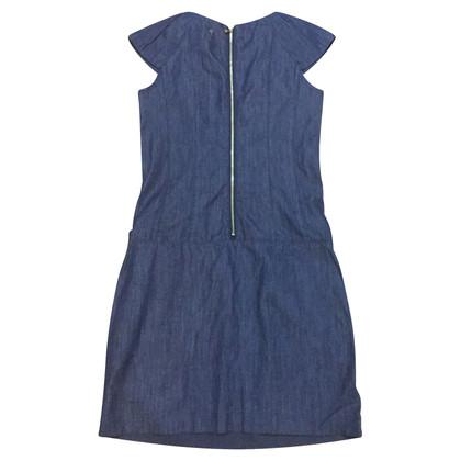 Dondup Short dress in denim