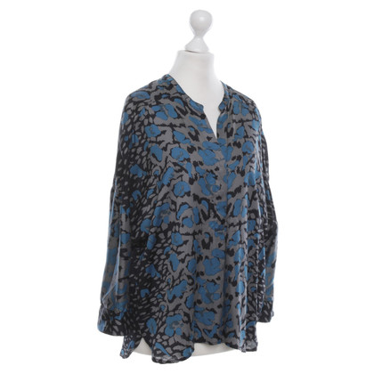 Zadig & Voltaire Blouse with animal print