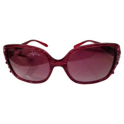 Missoni Sonnenbrille mit Ziersteinen
