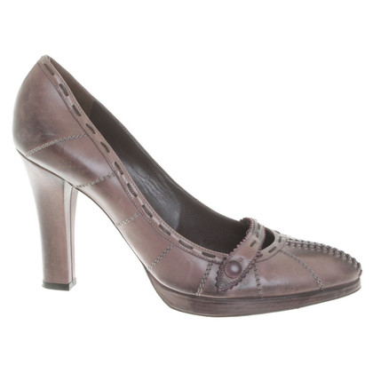 Bottega Veneta pumps in Brown