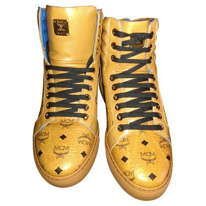 MCM Hightop Sneaker