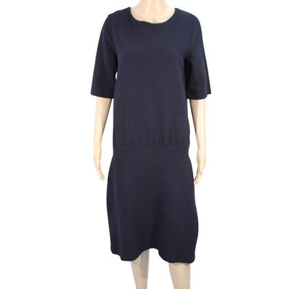 Hobbs Dress in dark blue
