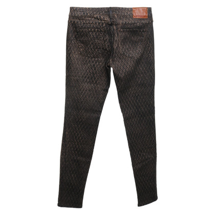 True Religion Jeans with pattern print