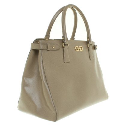 Salvatore Ferragamo Handbag in beige