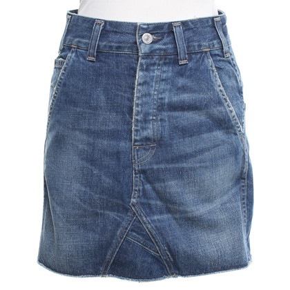 Citizens of Humanity Jeans skirt in blue