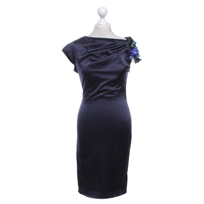Guido Maria Kretschmer Cocktail dress in dark blue