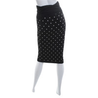 Wolford skirt with dot pattern