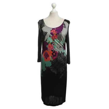 Laurèl Kleid mit Muster