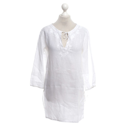 La Perla Tunic in white