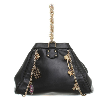 H&M (designers collection for H&M) Handbag in black