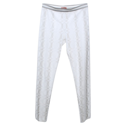 Missoni Knit trousers with pattern
