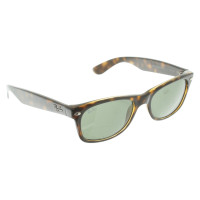 Ray Ban Zonnebril in schildpad-look