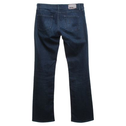 "Hugo Boss  ""Boot-cut"" jeans in blauw"