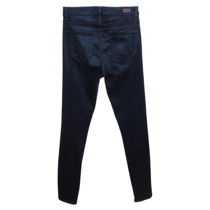 Paige Jeans Skinny Jeans in Blau