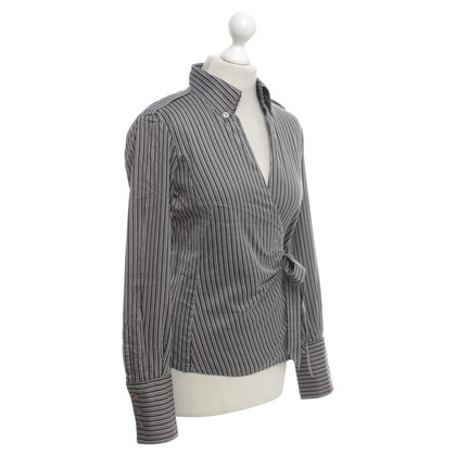 Aigner Blouse with striped pattern