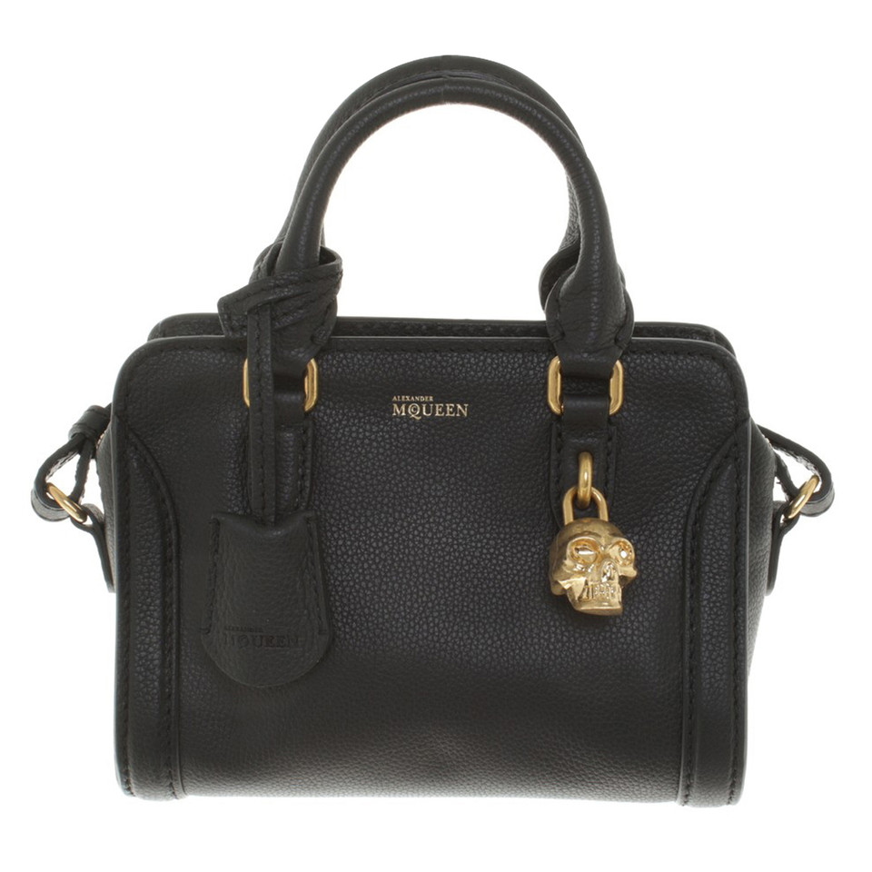 Alexander McQueen Handbag in black