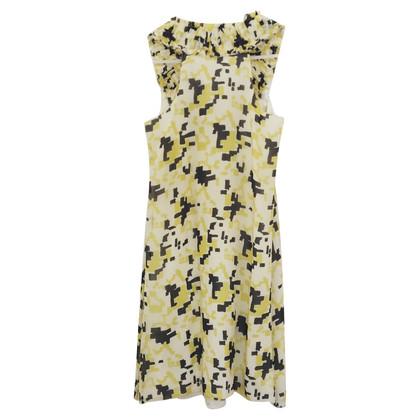 Twenty8Twelve Twenty8Twelve zijden kleurrijke jurk