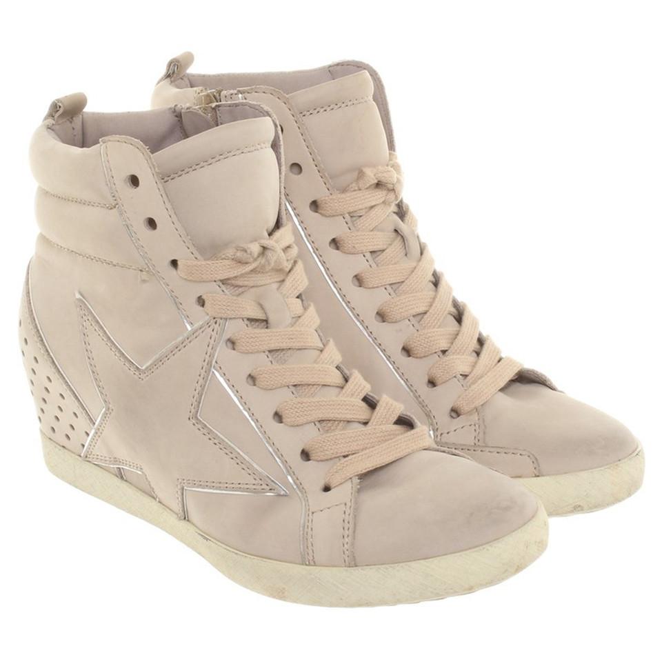 Other Designer Sneaker wedges in beige - Buy Second hand ...