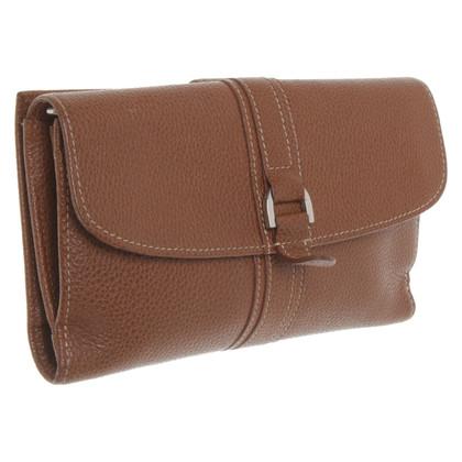 Longchamp Wallet in brown