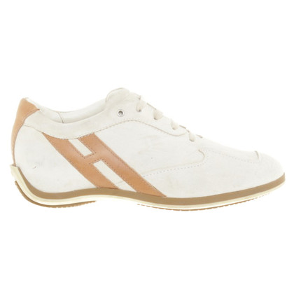 Hogan Sneakers aus Wildleder