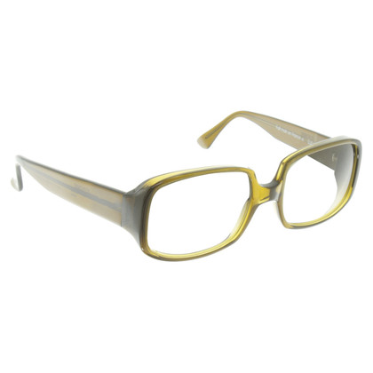 Jerome Dreyfuss Sonnenbrille in Grün