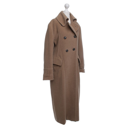 Jil Sander Wool coat in beige