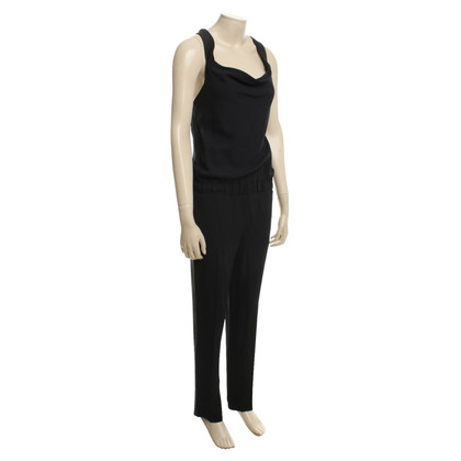Patrizia Pepe Jumpsuit in donkerblauw