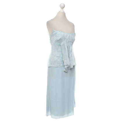 Valentino Silk dress with pattern