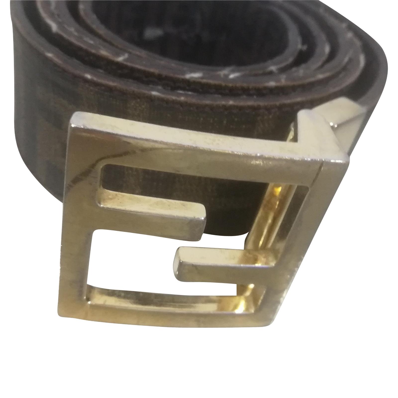 Fendi Belt In Brown Second Hand Fendi Belt In Brown Buy Used For 110 4773165 Scopri le migliori offerte, subito a casa, in tutta sicurezza. rebelle