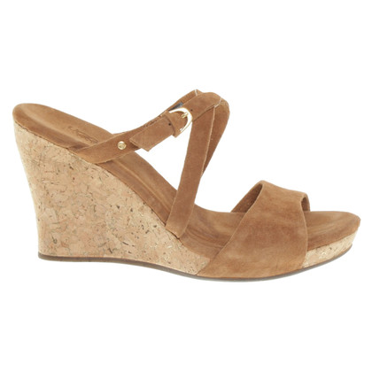 UGG Australia Wedge sandals in brown