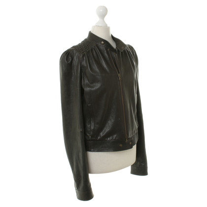René Lezard Leather jacket