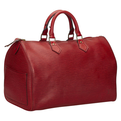 Louis Vuitton Louis Vuitton Epi Speedy 35