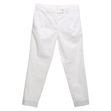 St. Emile trousers in cream-white