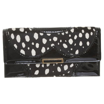 Fratelli Rossetti Shoulder bag in black and white