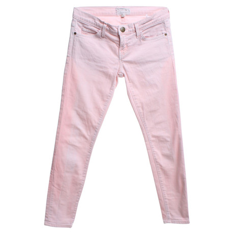 Current Elliott Jeans in Rosa Rosa / Pink