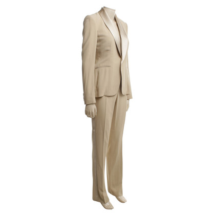 Ralph Lauren tailleur pantalone in beige