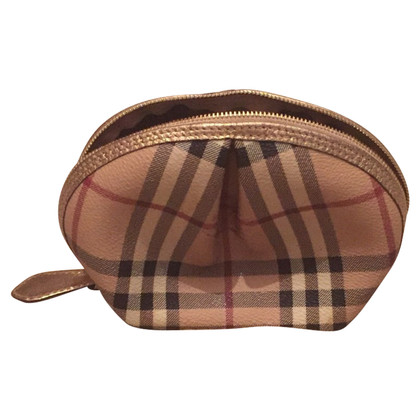 Burberry make-up tas
