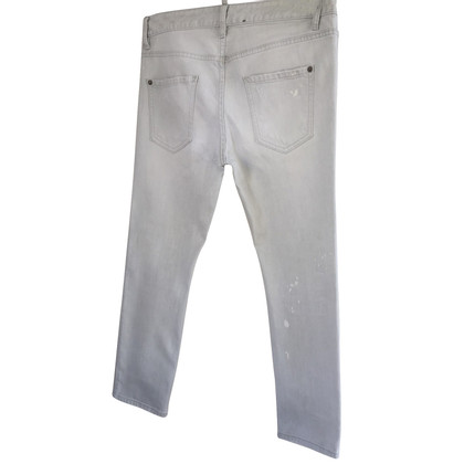 Dsquared2 Pantaloni realizzati in denim