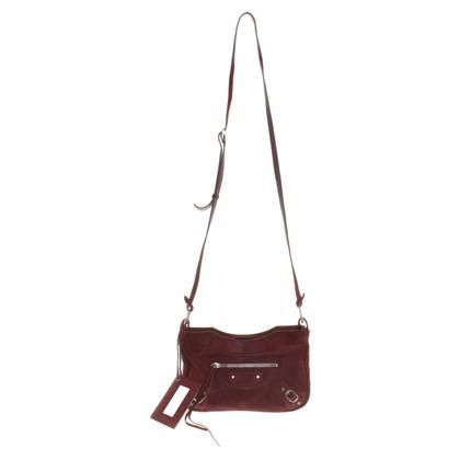 Balenciaga Shoulder bag in Bordaux