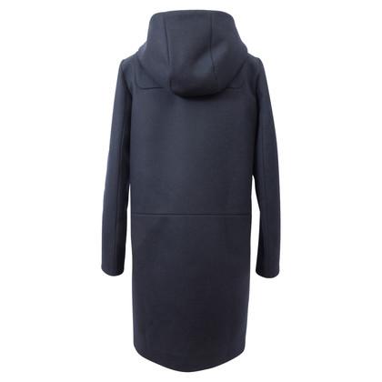 Cos coat met hood