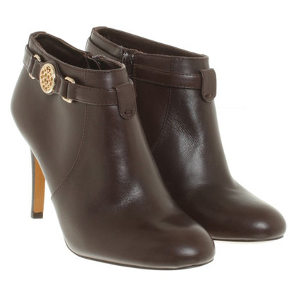 Coach Boots in Dark Brown