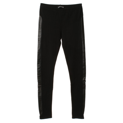 Andere Marke Carell Thomas - Leggings in Schwarz