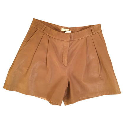 Paul Smith Shorts in pelle