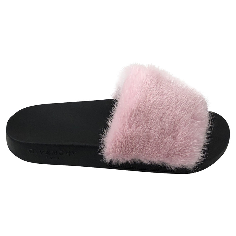 givenchy slippers pink