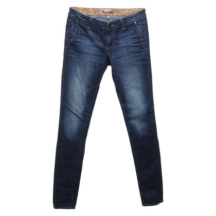 Paige Jeans Jeans in donkerblauw