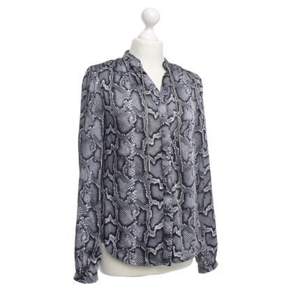 Michael Kors Reptielen-print blouse