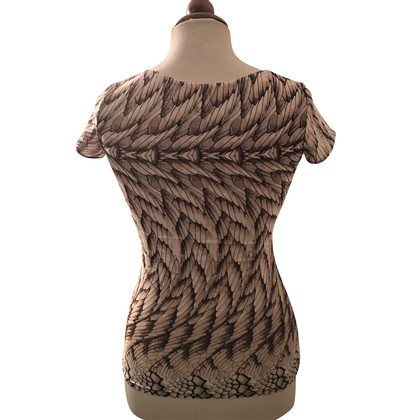 Roberto Cavalli shirt motif