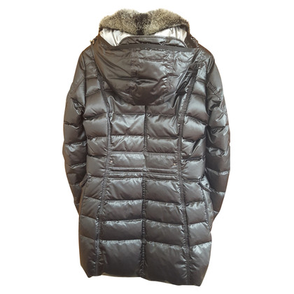 Peuterey Jacket with hood / fur