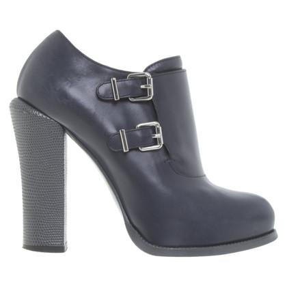 Fendi Platform boots in blue