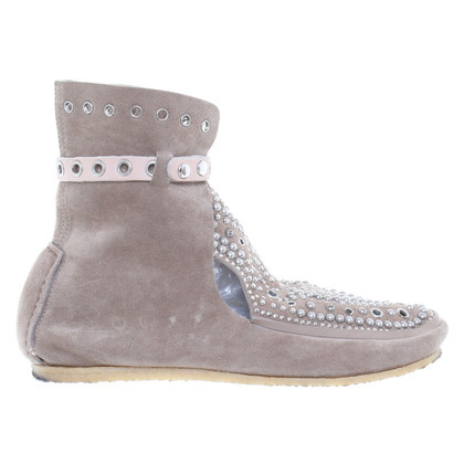 Isabel Marant Ankle boots in beige